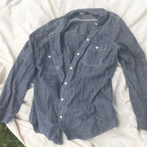Long Sleeve - Old Navy - Button Up